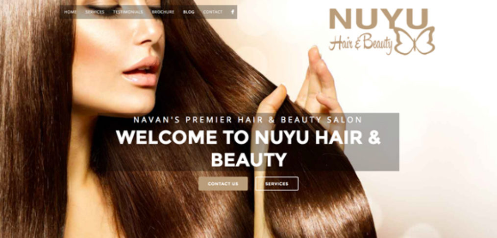 NUYU.ie main image - Hair & Beauty Salon, Navan, Co. Meath